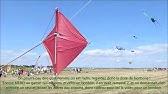 breizh-kam.fr - Un train de cerfs volants puissants aux journées du vent 2019