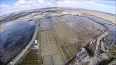 breizh-kam.fr au-dessus des marais salants de Guérande - Couleurs Bretagne