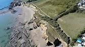breizh-kam.fr, petit tour au-dessus de la plage du Bile