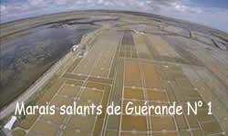 Breizh KAM dans les marais salants de Guérande