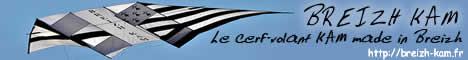 breizh-kam.fr - Breizh KAM, le premier cerf-volant breton qui filme avec une caméra sur la toile et sa ligne