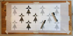 Breizh KAM, le premier de mes cerfs-volants KAP made in Breizh, créer par un breton de Loguivy-Plougras