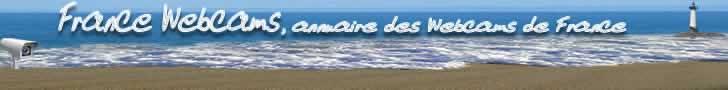 France Webcams, les webcams de France sur france-webcams.fr